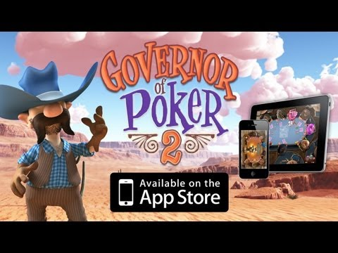 Governor Of Poker 2 Available For IPhone And IPad - Www.youdagames.com