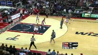 Tyrus Thomas (13pts/9rebs/9blks/4stls) vs. Wizards (2012)