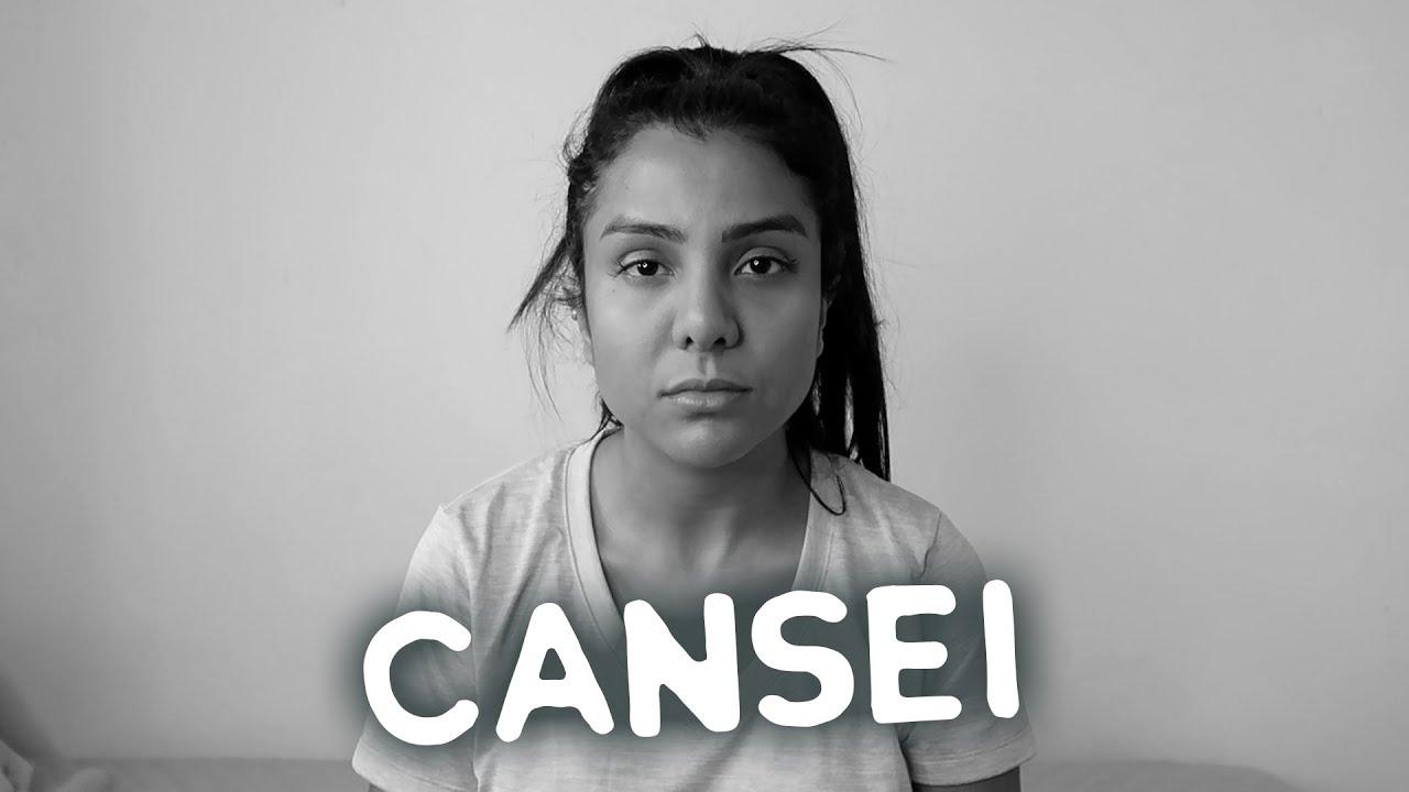 VOU DESISTIR DO CANAL