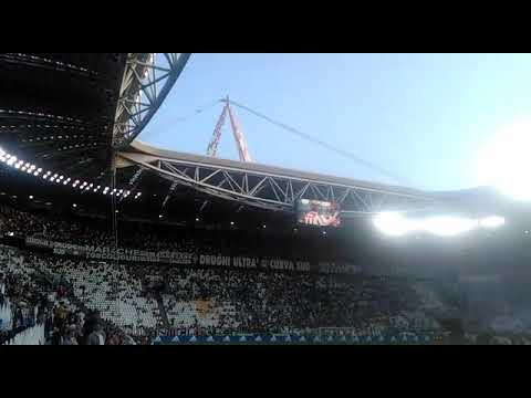 Allianz Stadium prima di Juventus-Napoli