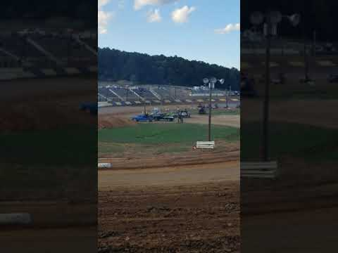 Path valley  speedway. No place to go
