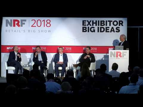 WorkJam's NRF 2018 Big Idea Session - Unleashing the Ultimate Employee Experience