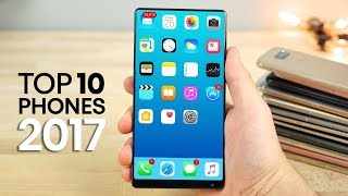 TOP 10 Android Mobile Phones in India 2017