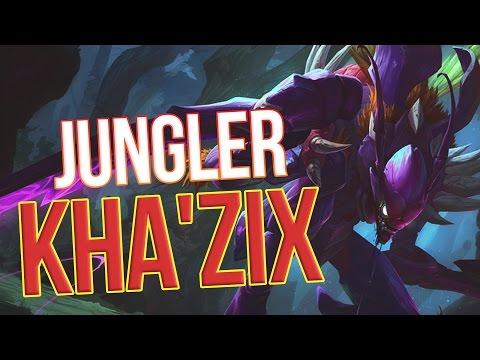 видео: league of legends (lol). Ка`зикс (kha`zix) гайд от Алмаза. Эволюционируй и удивляй