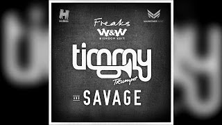 Timmy Trumpet & Savage - Freaks (W&W Bigroom Edit)