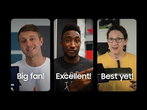 Galaxy TabS7+ Expert Review Highlight   Samsung
