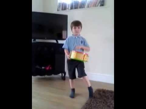 Drummer boy - olly murs troublemaker with mummy
