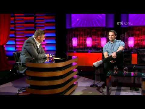 Niall 'Bressie' Breslin talks rugby