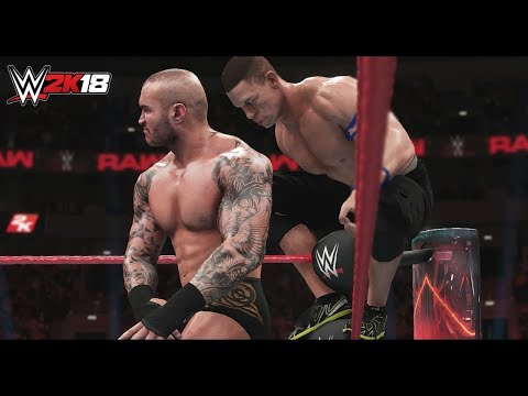 WWE 2K18 Trailer - Official Gameplay (PS4 Pro) thumbnail