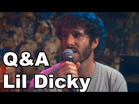 Lil Dicky on Why Drake is the Best Rapper Alive - Q&A | #AskArtist