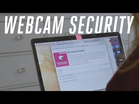 Should you cover your webcam?