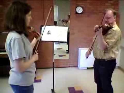 Gregory Fulkerson - Violin