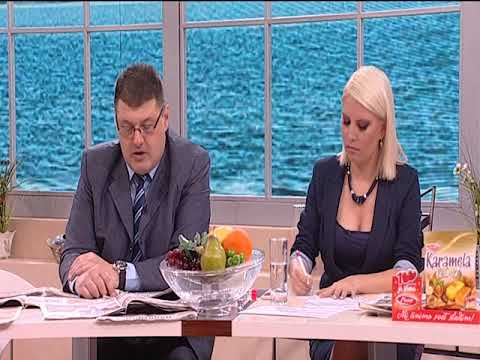 Novo Jutro - Dea I Sarapa - Nebojsa Milosavljevic,Mladen Mijatovic 19.02.2018.