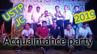 Acquaintance Party 2019 USTP-JC (BSESM 1C)