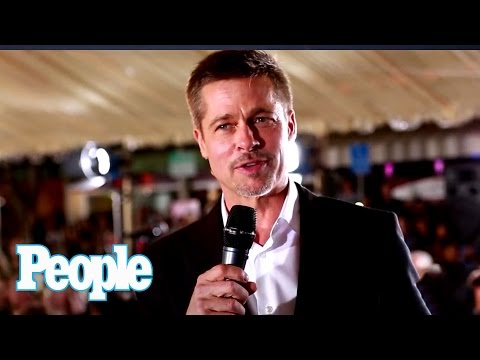 Brad Pitt Cleared Of Child Abuse Allegations, Speaks At 'Allied' Premiere | People NOW | People