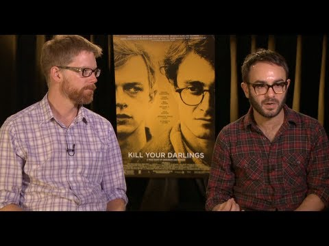 John Krokidas and Austin Bunn on KILL YOUR DARLINGS part 1
