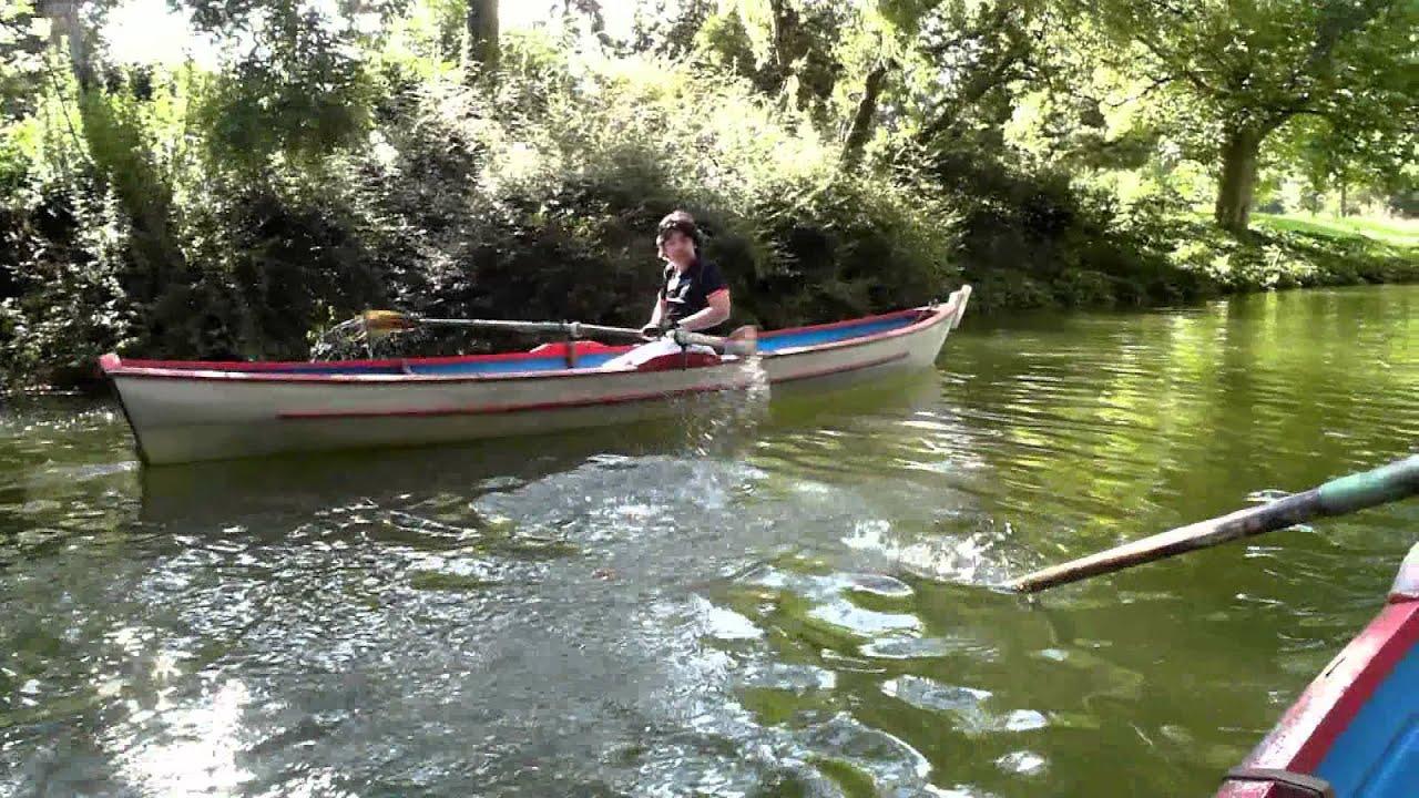 barque au lac Daumesnil  bois de Vincennes  12082014  YouTube ~ Bois De Vincennes Barque