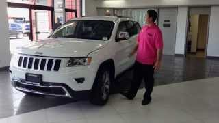 2014 Jeep Grand Cherokee Walk Around Cutter Chrysler Jeep Dodge Honolulu David Nihei