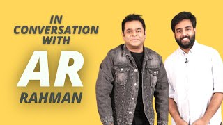 In conversation with AR Rahman | Yashraj Mukhate | 99 Songs | @A. R. Rahman