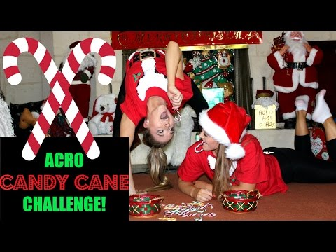 Thumbnail: ACRO Candy cane challenge!