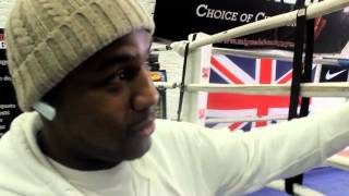 WELCOME TO MIGUELS BOXING GYM TOUR (BRIXTON) WITH HEAVYWEIGHT IAN LEWISON / iFL TV