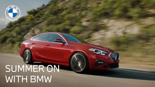 homepage tile video photo for Summer On: The BMW Ultimate Summer On Sales Event   BMW USA