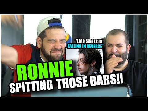 HE IS NOT A MONSTER!! Ronnie Radke - Fair Weather Fans *REACTION!!