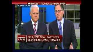 Biggest Technology Deal Ever: Dell To Buy EMC For $67 Bn