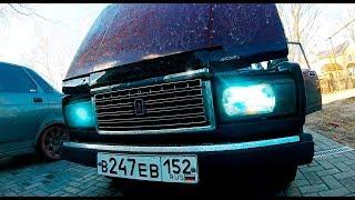 ШКОЛЬНИК купил ВАЗ 2107 за 30к - Синие Фары. Страховка на 10000 рублей! #2