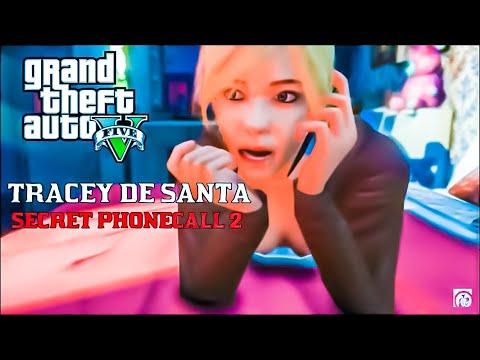 GTA Tracey De Santa Bonus Scene - Phone Call (Rockstar Editor)