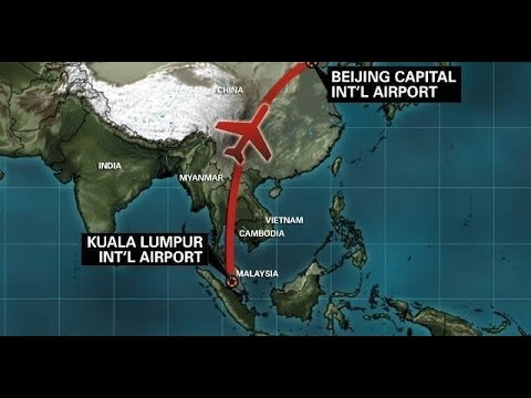 MISSING: Malaysia Airlines Flight 370 - QUESTIONS ANSWERED