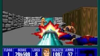 Wolfenstein 3D Cheats