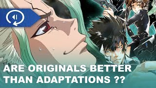 Are Original Stories Superior to Adaptations?