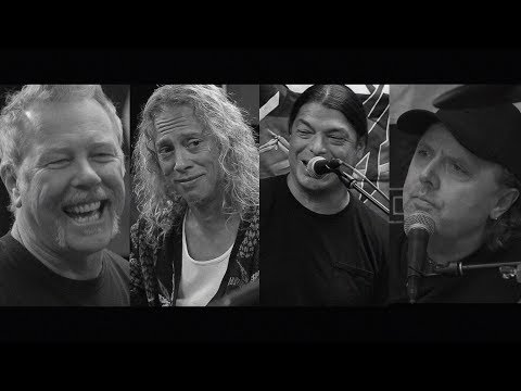 Jeff Cage - Metallica Talks ...And Justice... In New Interview