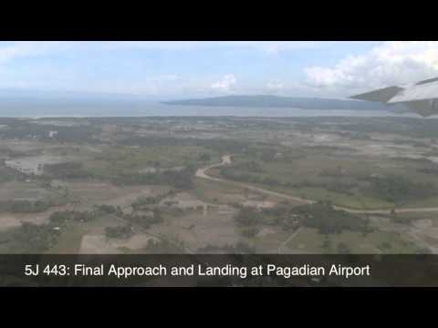 Cebu Pacific Flight 5J 443: Cebu to Pagadian