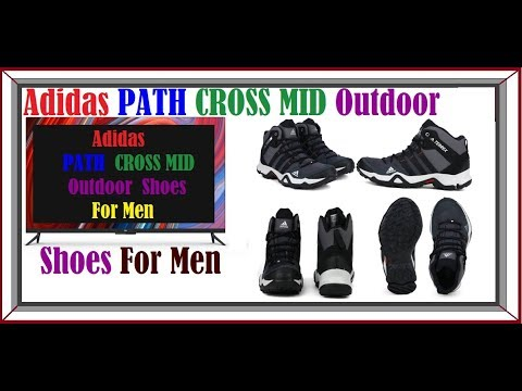 Adidas PATH CROSS MID Outdoor Shoes For