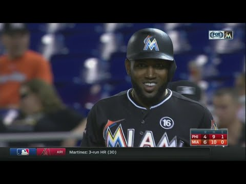 Miami Marlins Trade Marcell Ozuna To Cardinals