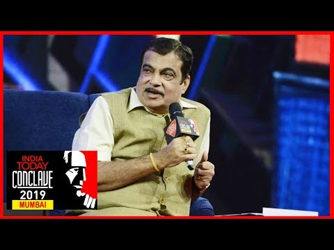 Nitin Gadkari Exclusive : India On Right Track, Will Become