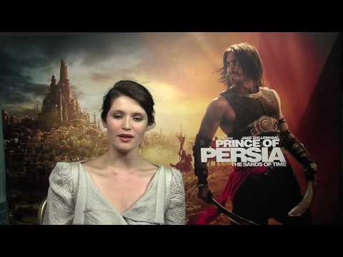 Prince of Persia - Gemma Arterton Interview