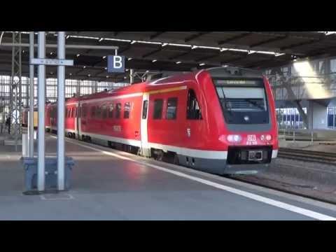 BR 612 108 (DB Regio) RE 3730 nach Leipzig Hbf - Chemnitz Hbf