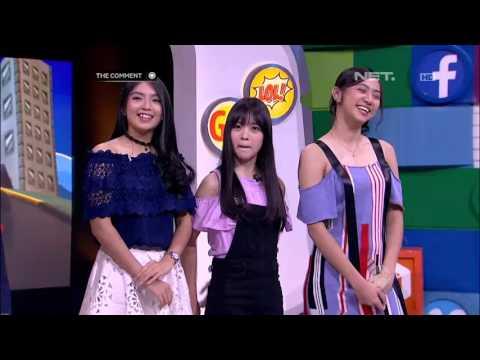 Gracia JKT 48, Yupi JKT 48 & Shania JKT 48 Sering Olahraga Bareng Fans (1/4)