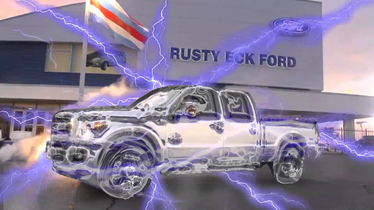 terminate high prices at rusty eck ford 60sec director 39 s cut youtube. Black Bedroom Furniture Sets. Home Design Ideas