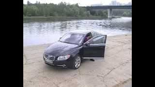 Тест-драйв Volvo S80 2012