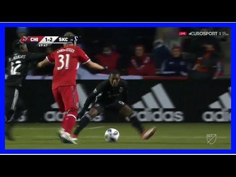 Aktuelle Nachrichten   Bastian Schweinsteiger verliert mit Chicago Fire nach 5 Toren in 16 Minuten