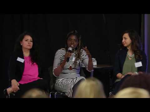 Women's Economic Empowerment - Panel - The Business of being