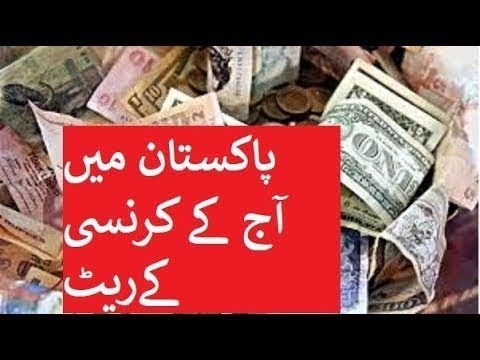 Open Market Currency Live Rate Pak