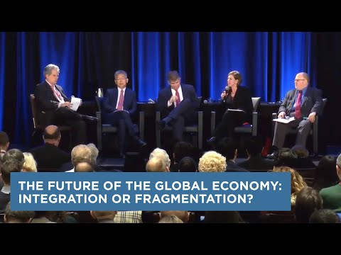 The Future Of The Global Economy: Integration Or Fragmentation?