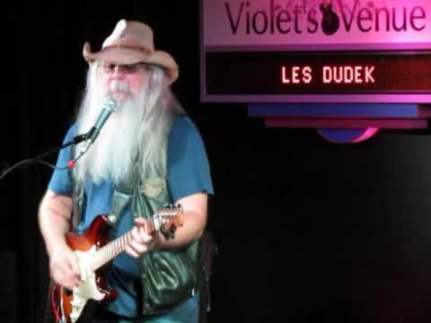 Les Dudek At Violet