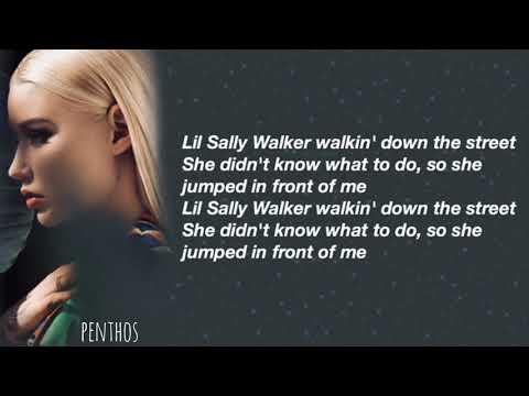 Iggy Azalea - Sally Walker ( Lyrics )