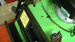 Small Engine Repair: Lawn-Boy Lawnmower Model 10605 Rear Wheel Drive System
